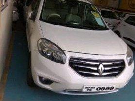 Renault Koleos 2011-2013 2.0 Diesel MT for sale