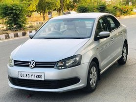 Used 2013 Volkswagen Vento MT for sale