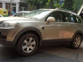 2008 Chevrolet Captiva LTZ VCDi AT for sale at low price