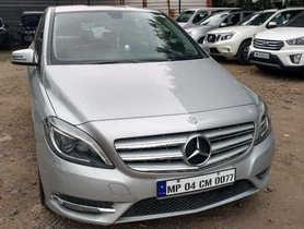 Mercedes Benz B Class 2013 AT for sale