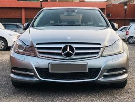 2013 Mercedes Benz C-Class AT for sale