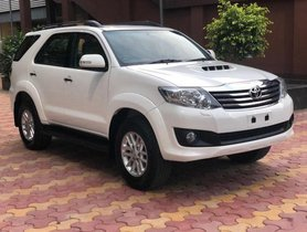 Used Toyota Fortuner 3.0 Diesel 2012 MT for sale