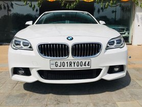 2017 BMW 5 Series AT 2013-2017 for sale at low price