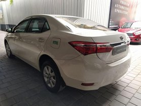 Used Toyota Corolla Altis G HV AT 2016 for sale