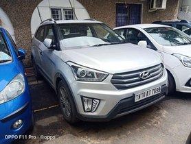 2015 Hyundai Creta MT for sale at low price