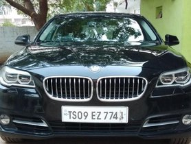 2015 BMW 5 Series AT 2013-2017 for sale