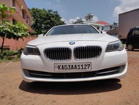 Used BMW 5 Series 520d Sedan 2011 AT for sale