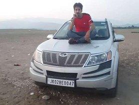 Used Mahindra XUV 500 MT car at low price