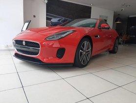 Jaguar F Type AT 2018 for sale