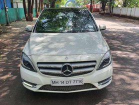 2013 Mercedes Benz B Class AT for sale