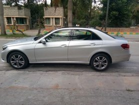 Used 2019 Mercedes Benz E-Class AT 2015-2017 for sale