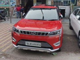 Used 2019 Mahindra XUV300 MT for sale