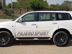 2017 Mitsubishi Pajero Sport AT for sale