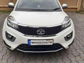 Used Tata Nexon MT car at low price