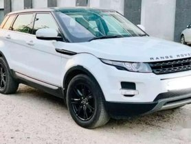 Used Land Rover Range Rover AT car at low price