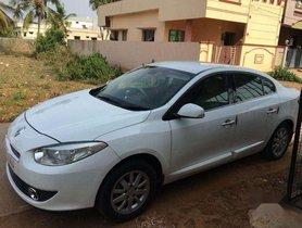 Renault Fluence 2012 MT for sale