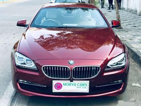 BMW 6 Series 650i Coupe, 2014, Petrol AT for sale