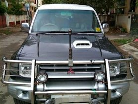 Used Mitsubishi Pajero MT car at low price