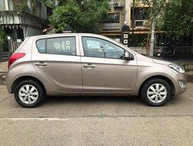 Used Hyundai i20 Sportz 1.2 MT car at low price