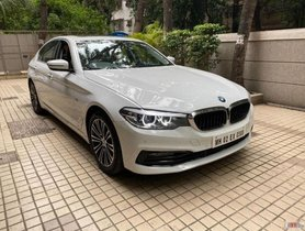 2018 BMW 5 Series AT 2003-2012 for sale