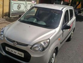 2013 Maruti Suzuki Versa MT for sale at low price