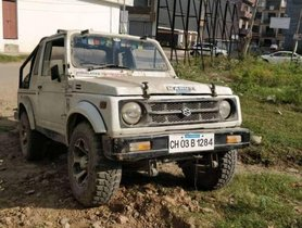 1998 Maruti Suzuki Gypsy MT for sale