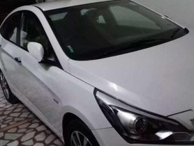 Used Hyundai 4S Fluidic Verna MT for sale at low price