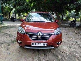 2014 Renault Koleos MT for sale at low price