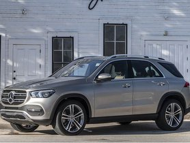 2020 Mercedes GLE Bookings Commence Ahead Of India Launch