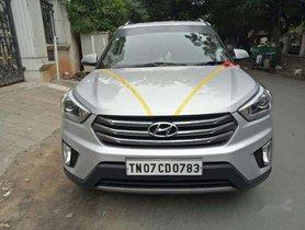 Hyundai Creta 1.6 SX, 2015, Diesel AT for sale