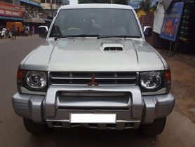 Used Mitsubishi Pajero 2.8 GLX CRZ 2007 MT for sale