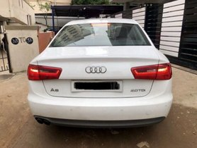 2012 Audi A6  AT 2011-2015 for sale at low price