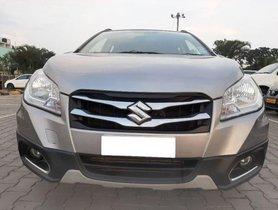 2016 Maruti Suzuki S Cross MT for sale at low price