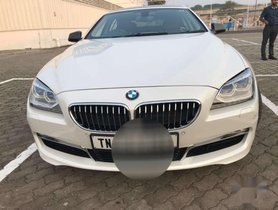 Used BMW 6 Series 640d Coupe 2014 AT for sale