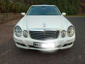 Used Mercedes Benz E Class MT for sale