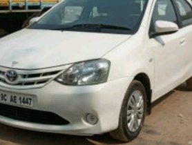 2013 Toyota Etios Liva Diesel MT for sale in Faridabad