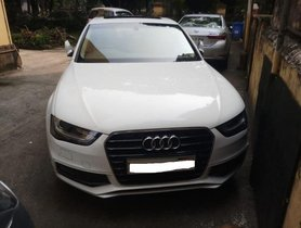 Used Audi A4 2.0 TDI AT 2012 for sale