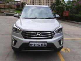 2015 Hyundai Creta AT for sale at low price