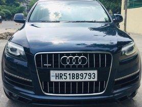 Used Audi Q7 AT car at low price