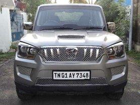 Mahindra Scorpio S4 Plus, 2015, Diesel MT for sale