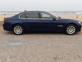Used BMW 7 Series 730Ld 2010 AT for sale