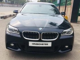 2014 BMW 5 Series AT 2013-2017 for sale at low price