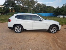 BMW X1 sDrive 20d Exclusive AT 2012 for sale