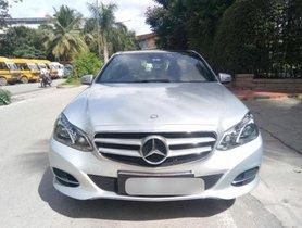 Used Mercedes Benz E-Class 2013-2015 E250 CDI Avantgrade AT 2015 for sale