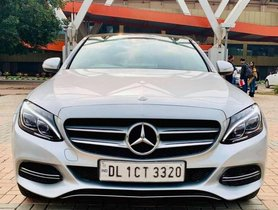 Used Mercedes Benz C-Class C 220 CDI Avantgarde 2015 AT for sale