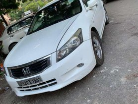 Used Honda Accord 2.4 AT 2009 for sale