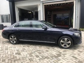 Mercedes-Benz E-Class Exclusive E 220 d AT for sale