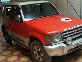 Used Mitsubishi Pajero MT for sale
