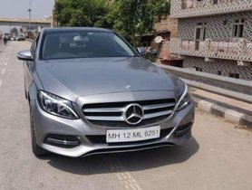 2015 Mercedes Benz C-Class AT for sale