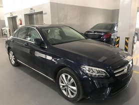 Used Mercedes Benz C-Class Progressive C 220d AT 2019 for sale